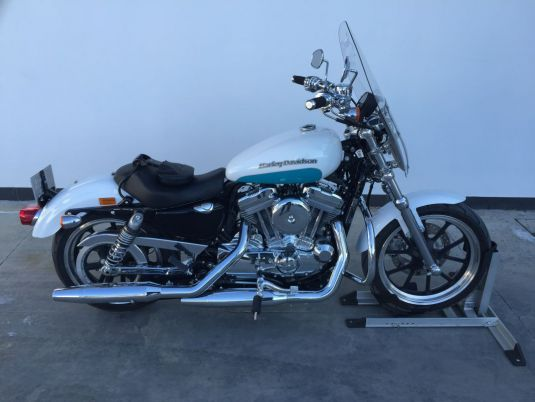 SPORTSTER XL883L SUPERLOW