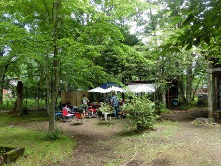 7月22日(土)23日(日)山中湖キャンプツーリング