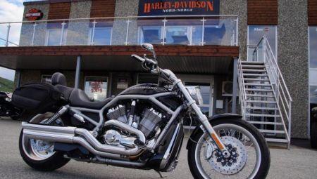 Brukte Motorsykler fra Harley-Davidson Nord Norge