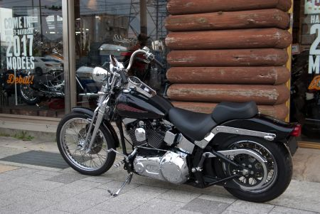 中古車入荷:FXSTS Softail Springer