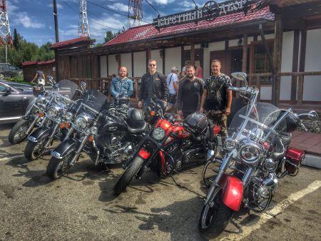 Незабываемые впечатления с Harley-Davidson® Иркутск