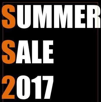 SUMMER SALE開催!