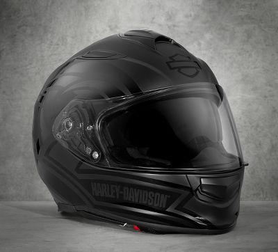 466528356 Men's Frill Airfit Sun Shield,Full-Face Helmet black
