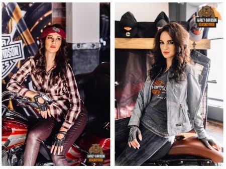 Harley-Davidson Красноярск объявляет большую распродажу фирменной одежды со скидками до 40 %