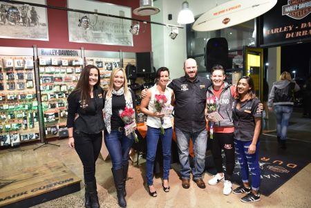H-D® Durban's first ever Ladies-Only Garage Party!
