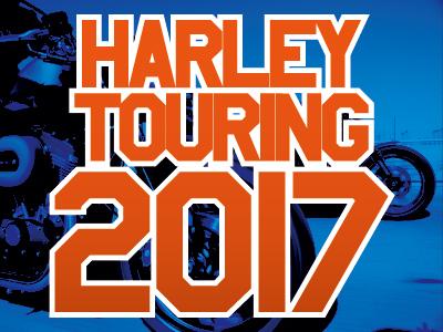 8月20日(日)はハーレーツーリング開催!