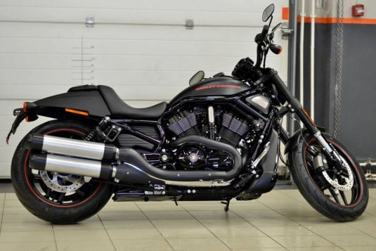 Harley-Davidson v-rod night rod special