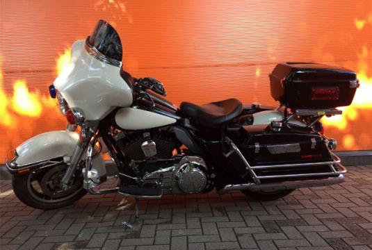 Electra Glide Standard Police FLHTP