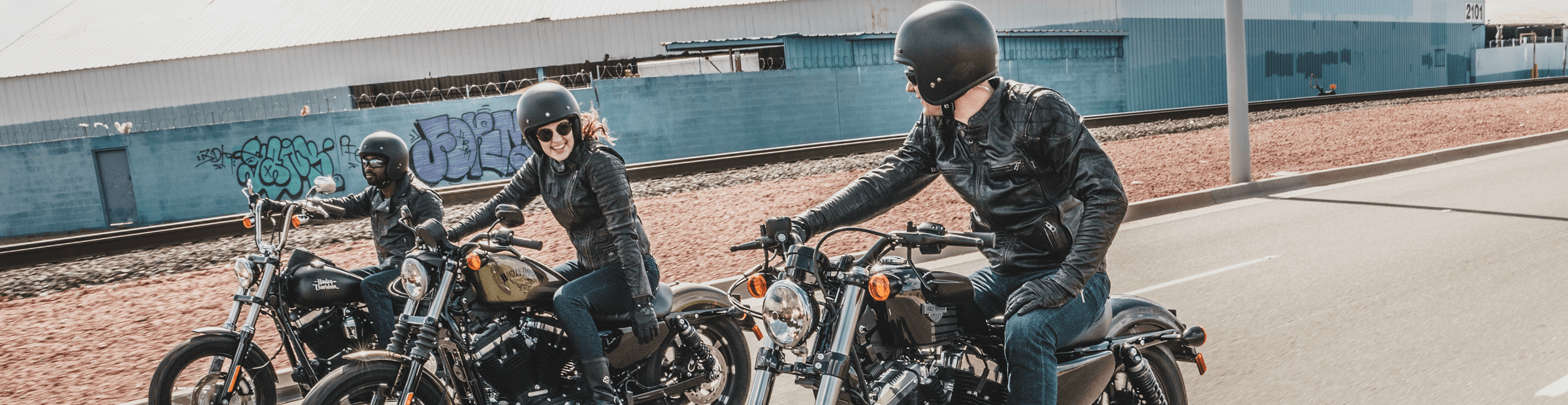 Introducing Harley-Davidson<sup>®</sup> Black Label