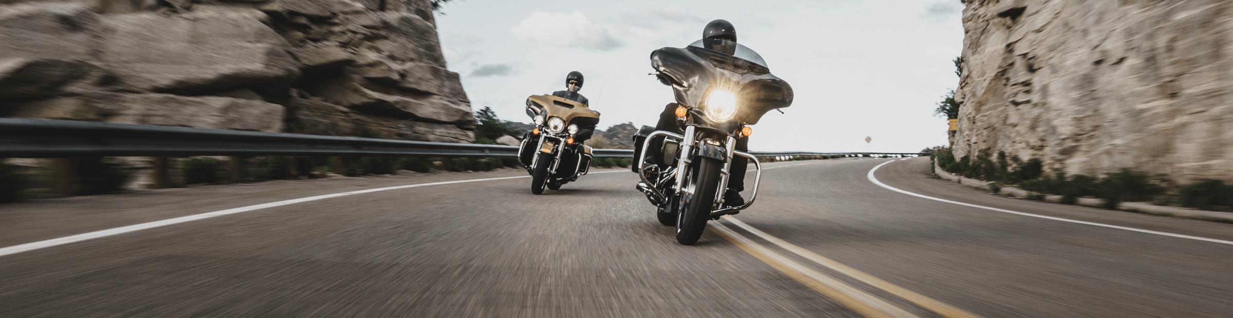 Locations agréées Harley-Davidson<sup>®</sup>