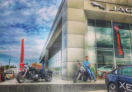 Harley-Davidson® Иркутск представляет свои мотоциклы