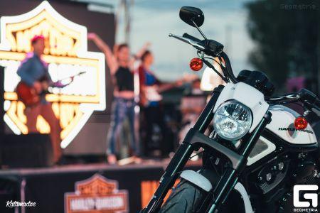 Открытие официального Дилерского центра Harley-Davidson® в Иркутске