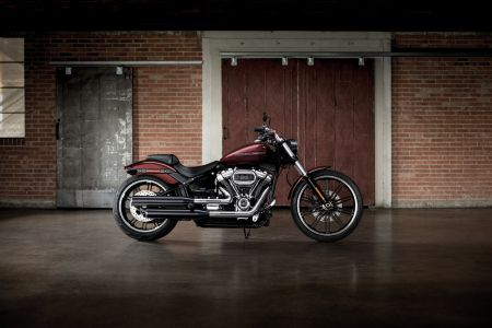 HARLEY-DAVIDSON® UNLEASHES BIG TWIN REVOLUTION