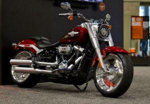 Новый модельный год Harley-Davidson 2018 был представлен сегодня в Лос-Анджелесе.