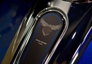 Юбилейная серия мотоциклов Harley-Davidson