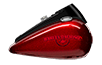 Road King® Special - Hard Candy Hot Rod Red Flake