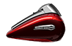 Tri Glide® Ultra - Wicked Red / Twisted Cherry