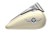 Fat Boy® 114 - Bonneville Salt Pearl