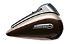 Tri Glide® Ultra -  Silver Fortune / Sumatra Brown