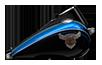 Heritage Classic 114 - Legend Blue / Vivid Black