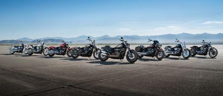 Harley-Davidson 2018 mallit julki - Rajuimmat uudistukset koskaan