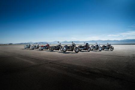 Harley-Davidson paziņo par jauno Big Twin Custom revolūciju