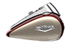 Road King<sup>®</sup> Classic - Twisted Cherry / Silver Fortune