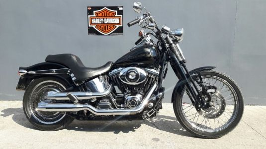 Softail® Springer Custom®