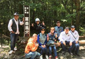 2017年8月の浜松チャプターツーリングは富士の富岳風穴に行って来ました!