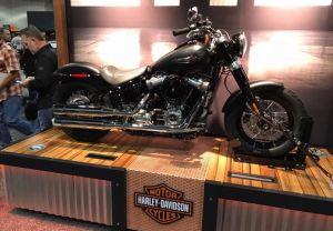Harley Davidson Annual event