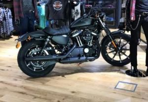 New stock in our accessories shop now ! Come over and check out your coolest Harley-Davidson merchan
