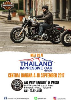 MEET US AT THAILAND IMPRESSIVE CAR FESTIVAL@CENTRAL BANGNA