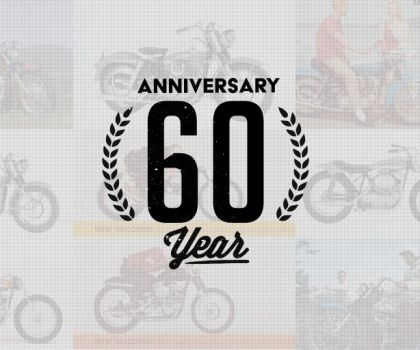 Sportster 60th Anniversary Campaign  スポーツスター60周年記念キャンペーン!