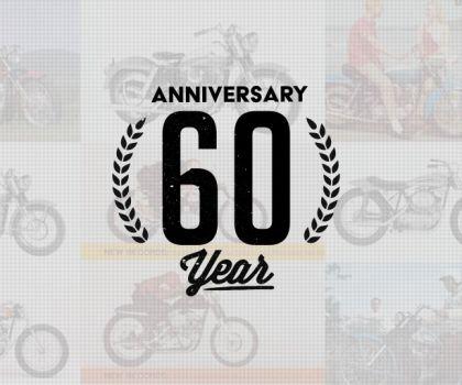 Sportster 60th Anniversary Campaign  スポーツスター60周年記念キャンペーン!