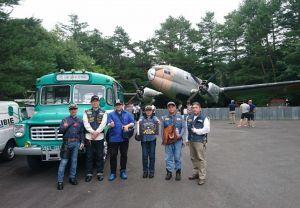 山梨 河口湖自動車・飛行機博物館