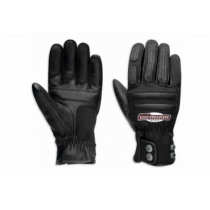 H-D® Leather & Soft Shell Gloves