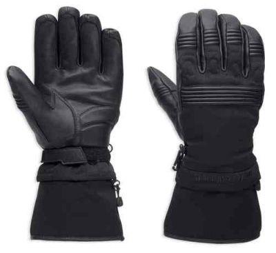 Tenino Convertible Cuff Windproof Gloves