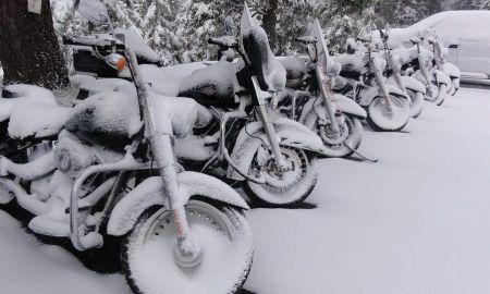 Зимнее хранение мотоциклов в Harley-Davidson Новосибирск.
