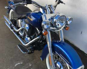 LAST CHANCE! 2017 Softail Deluxe