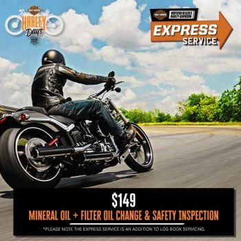 $149 Express Service