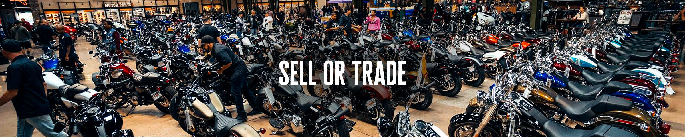 Trade in your Ride