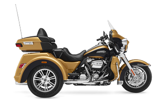 Tri Glide™ Ultra - 2017 Motorcycles