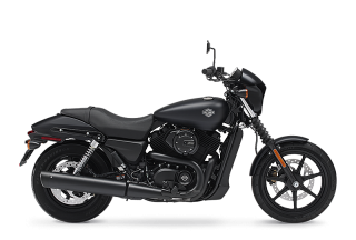Harley-Davidson<sup>®</sup>500 - 2017 Motorcycles