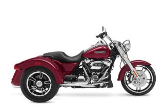 Freewheeler<sup>®</sup> - 2017 Motorcycles