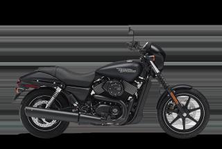 Harley-Davidson Street<sup>®</sup> 750 - 2017 Motorcycles