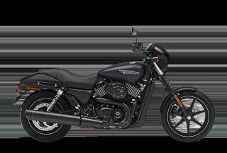 Harley-Davidson Street<sup>®</sup> 750 - 2017.gada Motocikli