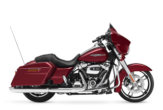 STREET GLIDE<sup>®</sup> SPECIAL - 2017年モデル