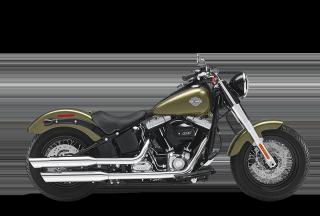 Softail Slim<sup>®</sup> - 2017 Motorcycles