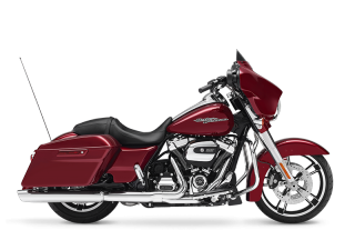 Street Glide<sup>®</sup> Special - 2017 Motorcycles
