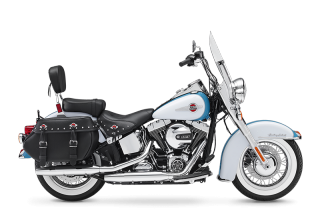 Heritage Softail<sup>®</sup> Classic - 2017 Motorcycles